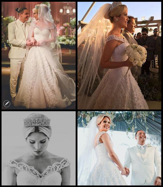 Casamento Thyane. Fonte da Imagem: Google